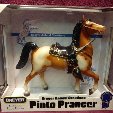 Pinto Prancer Retro Release