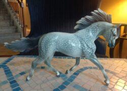 Creata Thoroughbred Model Horse
